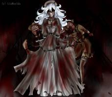 [ Silent Plague ] - The Silent Nurse by LiaWorlds