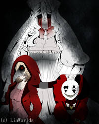 [ CP/ HORROR OC ] Give me your opinion ! by LiaWorlds