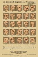 25 Essential Expressions by YaninSalas