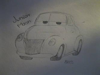 Junior Moon by chibikyo-chan