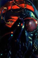 Cyber-Death by DayDreamOrNightmare