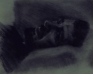 Sir Richard Burton's Death Scene by DayDreamOrNightmare