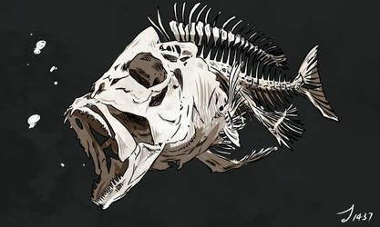 Fish Bones by j1437