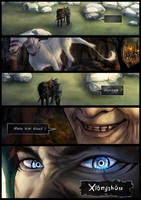 EXtinction- page 18 by Taikgwendo