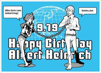 Birthday Call by RENAIjunkie