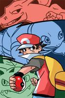 Pokemon Trainer by Brinstar