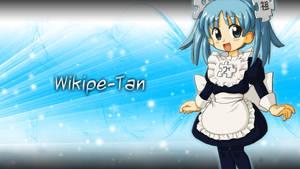 Wikipe-Tan by HanpaKureai