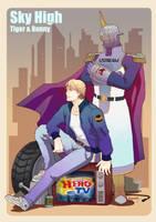 Sky High - Hero TV by Sobachan