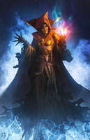 The Witch by erlanarya