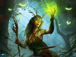 Druid by erlanarya