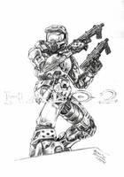 Halo 2 by YellowCat