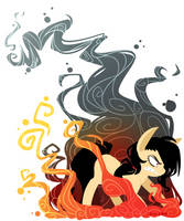 Random Combustion by SallyLapone
