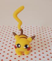 Pikachu by FairysLiveHere