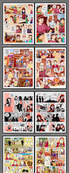 Comic pages samples by Tralkan