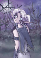 Night Elf by inteatles