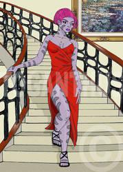 Ursula Dress 1 by toganthus
