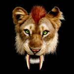 Dinah's Face by ArnaTornwolf