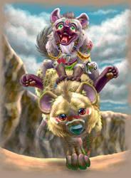 Little Raider by ArnaTornwolf
