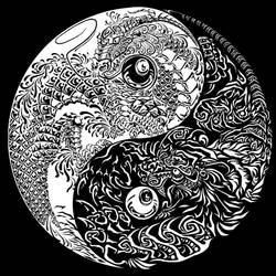 Yin Yang Lung Fu by ArnaTornwolf