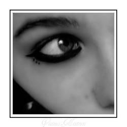 .:. One eye .:. by ViciousMistress