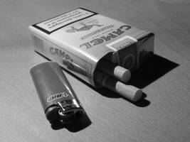 Cigarettes by cescos