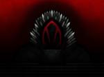 Iron throne by kerfank