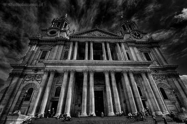 St.Paul Cathedral by whensensefaints