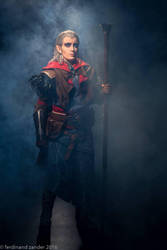 Avallach cosplay out of the Witcher 3 by vergessenes-Wesen