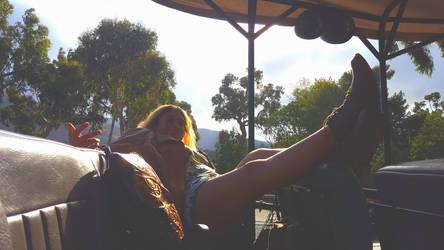 Catalina ride by bironicheroine