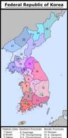 Federal Republic of Korea - 2068 C.E. by machinekng