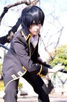 Gintama: Demon Vice Captain by m-ichiko