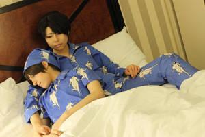 Shingeki no Kyojin :: Goodnight by m-ichiko