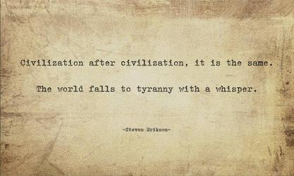 Tyranny by Corporal--Nobbs