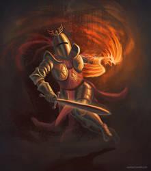 Phoenix Knight by goodsirxv