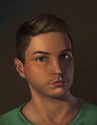 Self Portrait #2 by goodsirxv