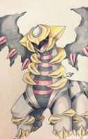 |POKEMON| .:The real spooky dragon of all:. by WandaKinkay