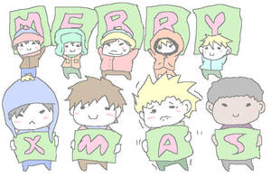 SP: Merry Xmas by aa71527