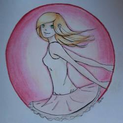 Ballerina by Nishijun