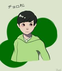A cute little Choromatsu by Nishijun