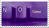 +STAMP | Purple  f2U #OO5 - No Control by xPufflex