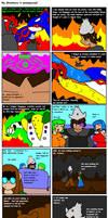 Pokemon comic number 5 by DarkmasterN