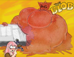Katrina Week IV 34 The Blob by DarkmasterN