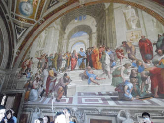 School of Athens by Prince-Thrakhath