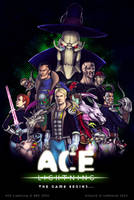 Ace Lightning: The Game Begins by nattherat
