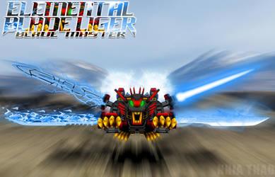 Elemental Blade Liger - Strike by Nyiaj
