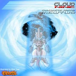 Cloud 9 - Mewtwo by Nyiaj