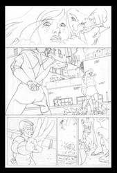 Page 1 Old Nightwing Samples by gatchatom