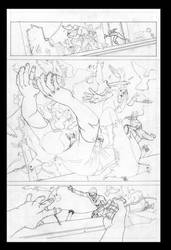 Page 2 Old Nightwing Samples by gatchatom