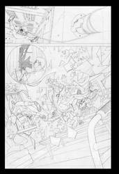 Page 4 Old Nightwing Samples by gatchatom
