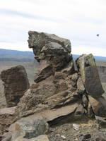 Rock Formation 1 by GreenEyezz-stock